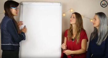 Ukázka brainstormingu pro hledání nových nápadů