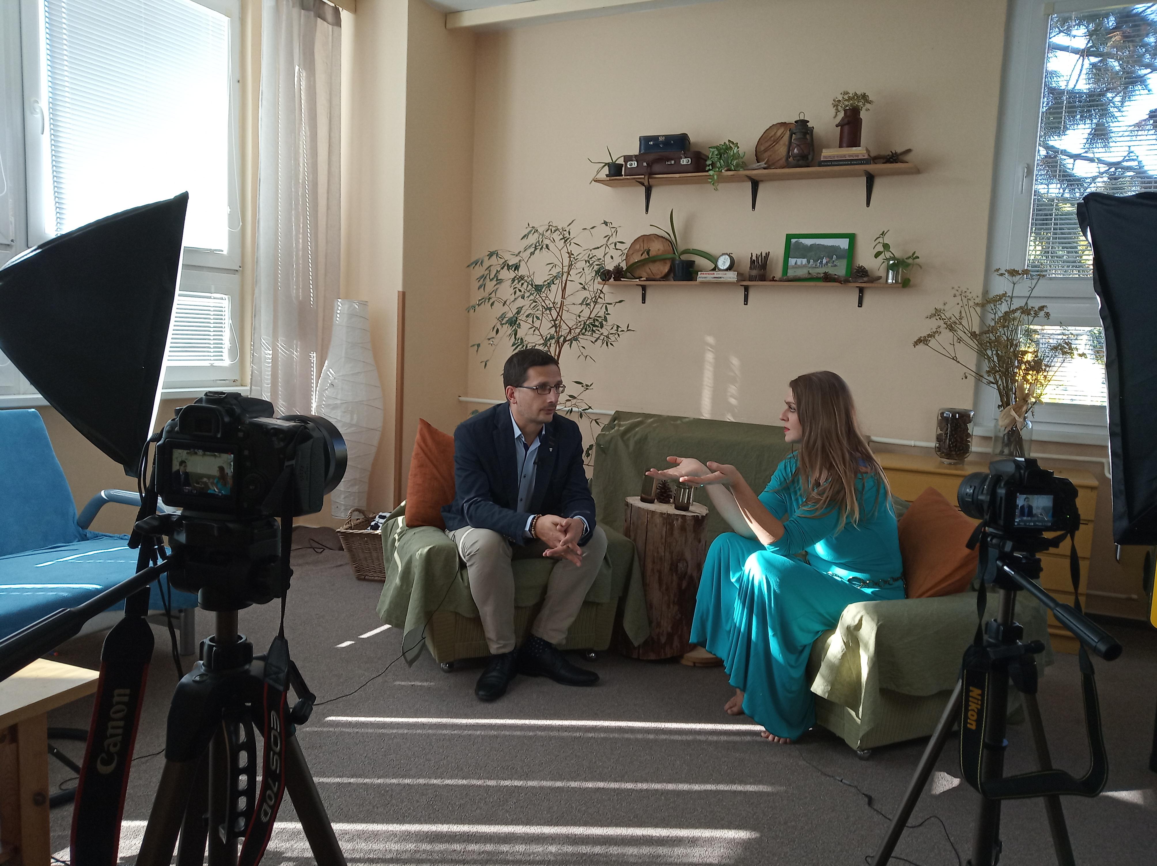Rozhovor s Janem Burdou, předsedou Rady dětí a mládeže o založení a fungování neziskovky