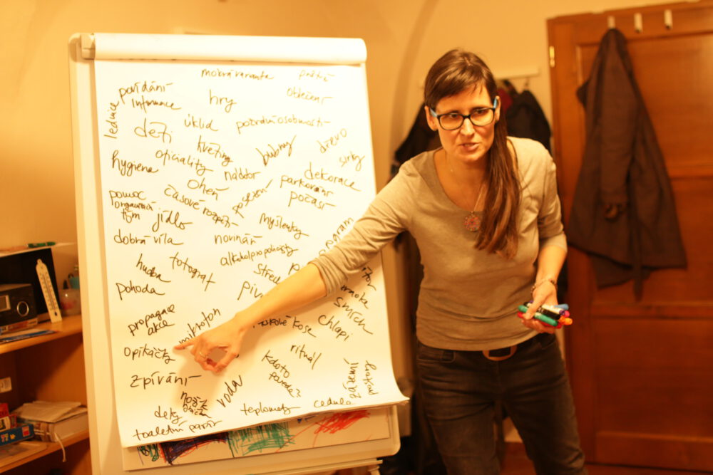 Myšlenkové mapy a brainstorming - metody, které nám pomůžou naplánovat další kroky