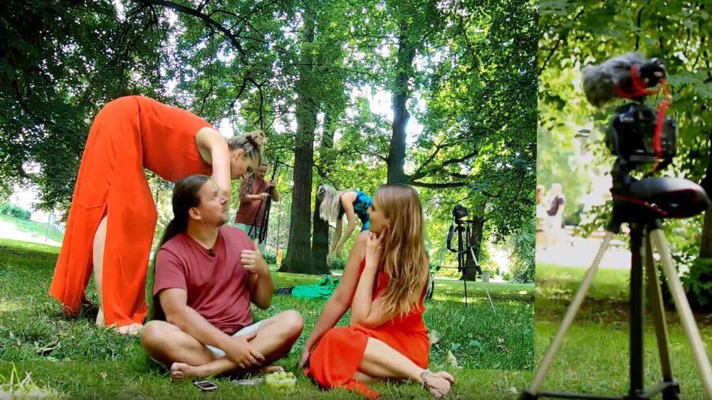 Rozhovor s Jindrou Čermákem na téma propagačních videí
