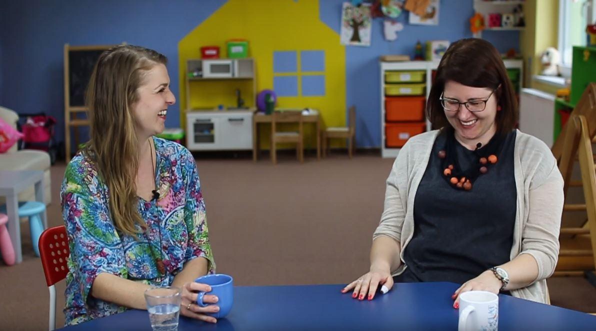 Rozhovor s vedoucí mateřského centra o dotacích