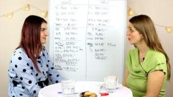 Rozdíly v účtování mezd a nákladů u živnostníků a s.r.o.