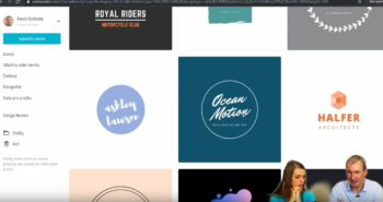 Grafika pro negrafiky - psychologie barev, tvorba loga a webu