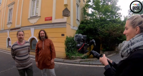 David Veis a Jindra Čermák: vášeň k fotce a videu